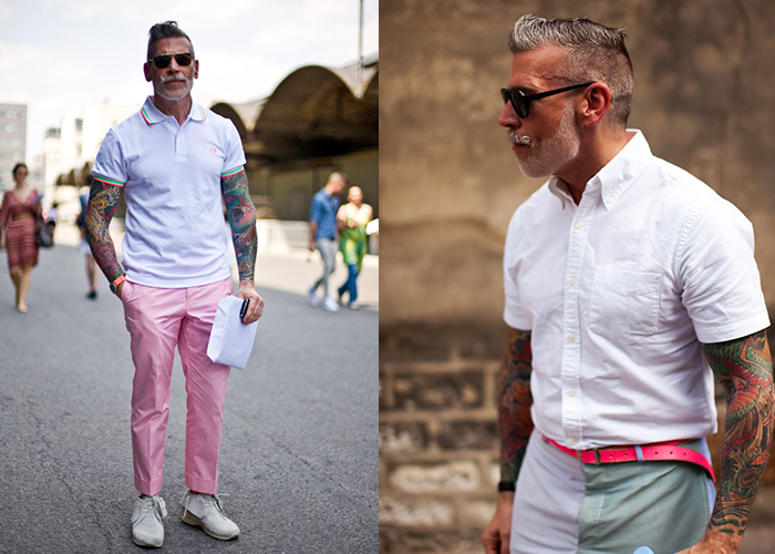 nick wooster fashion