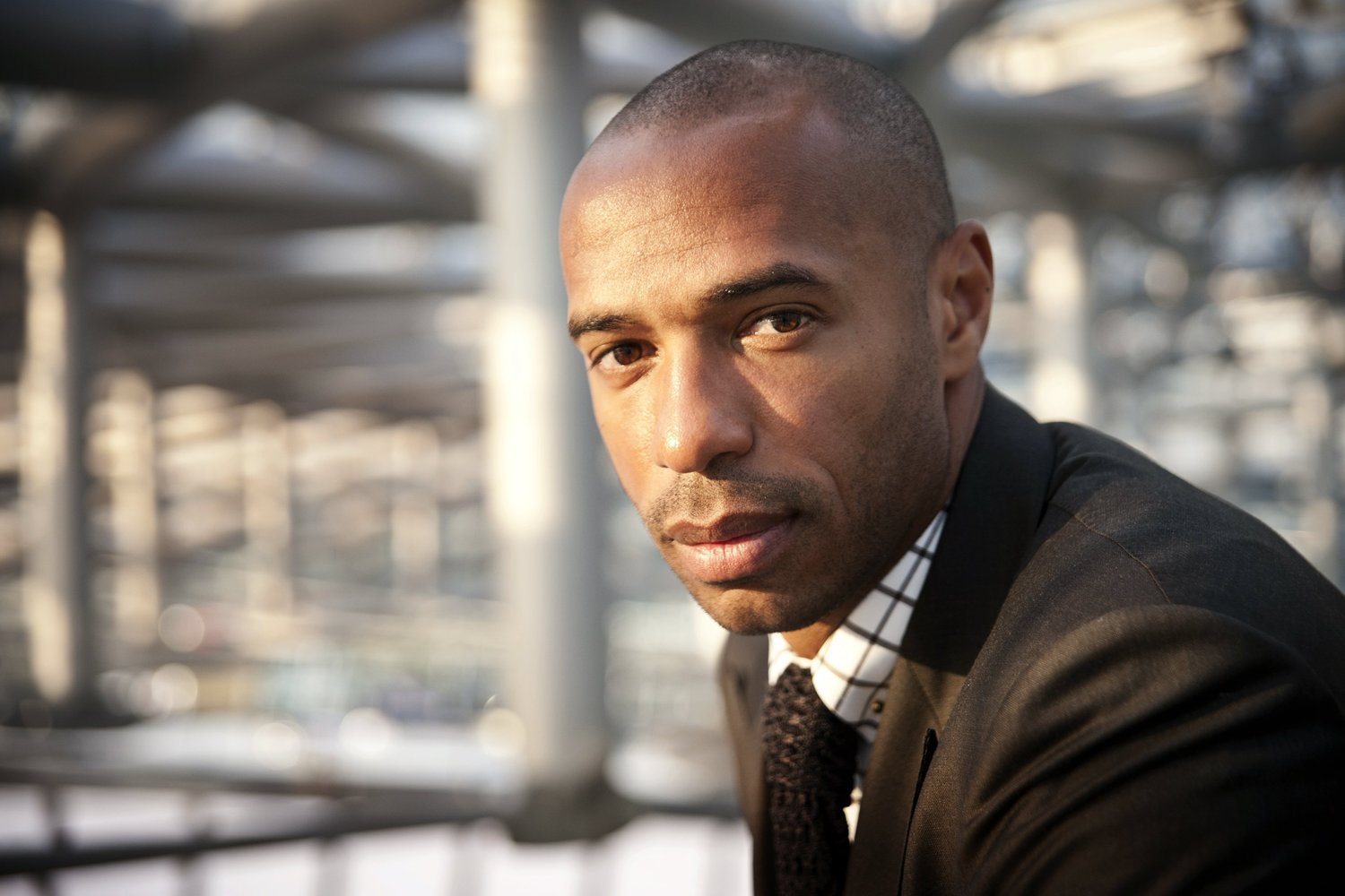 Thierry henry style