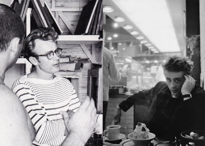 james dean fashion