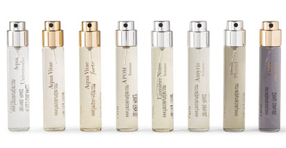 Stylish Summer Travel MAISON FRANCIS KURKDJIAN - The fragrance wardrobe