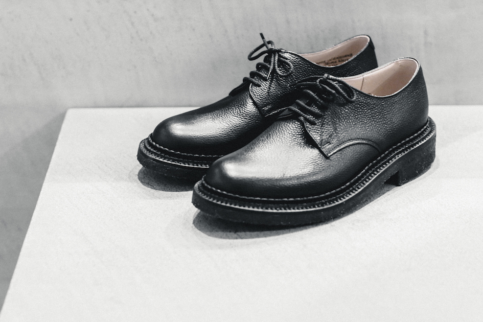 Grenson X Nick Wooster - Nick Wooster NW2 Black