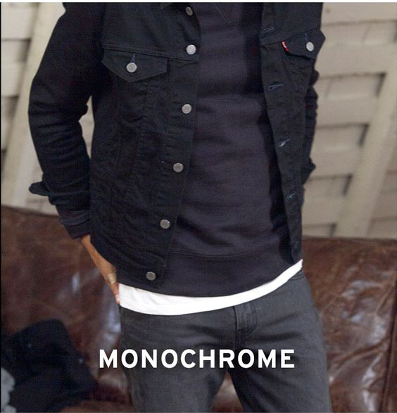 monochrome-double-denim
