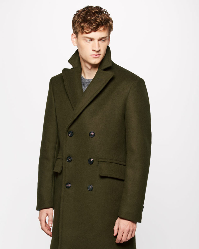 Choosing A Luxury Winter Overcoat