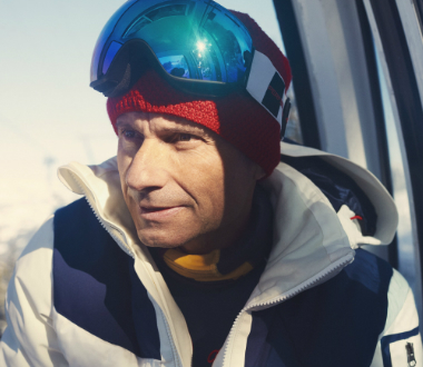 Harvey Nichols X Perfect Moment Ski Shop Thierry Donard