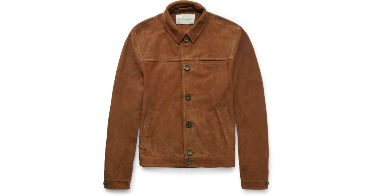 Oliver Spencer Buffalo Jacket