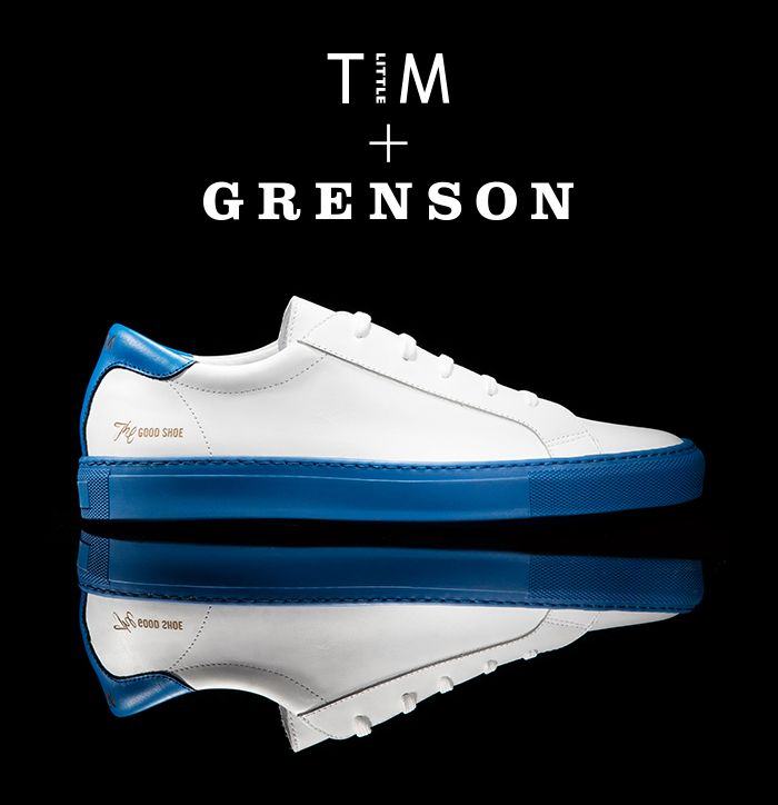 tim little x Grenson Sneaker