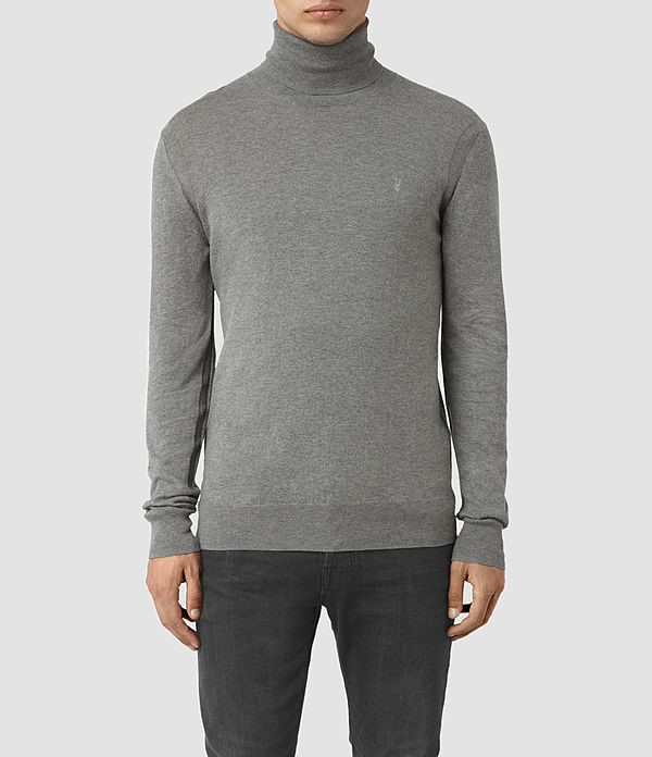Valentines Edit AllSaints Rue Roll Neck Jumper