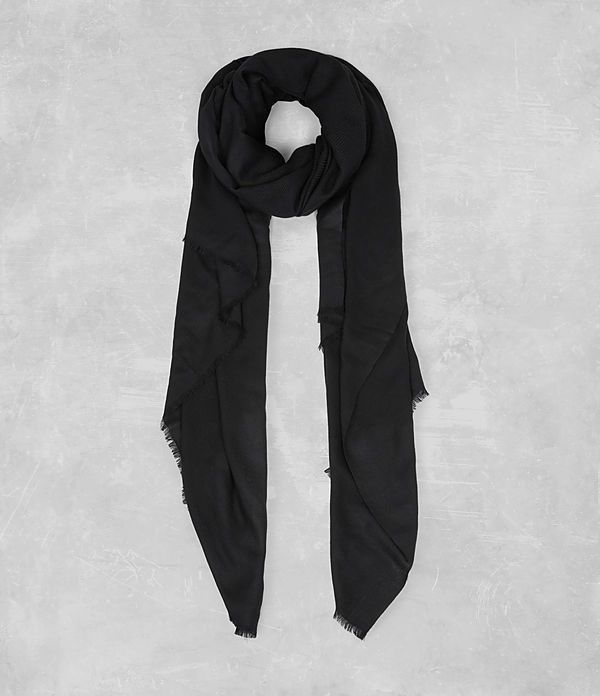 Valentines Edit AllSaints Fabric Scarf