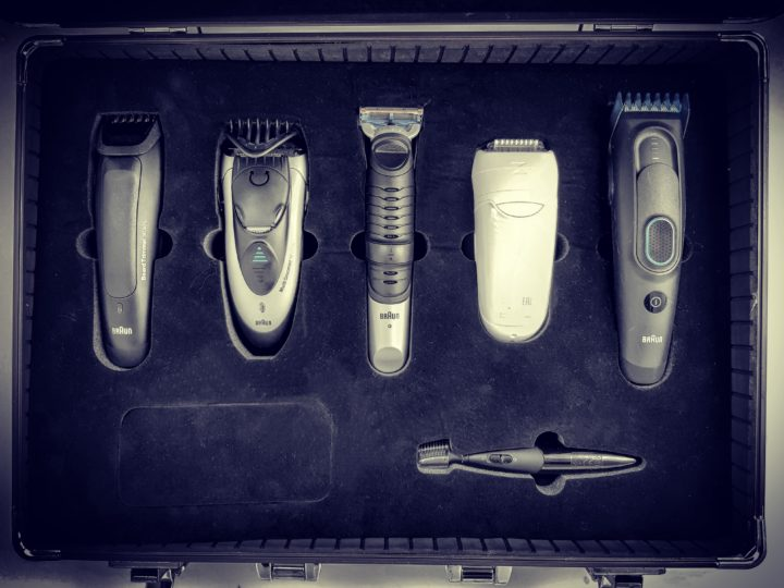 off the cuff ldn braun styling range products