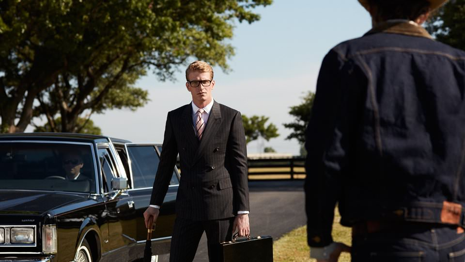 Kingsman X MR PORTER Suit