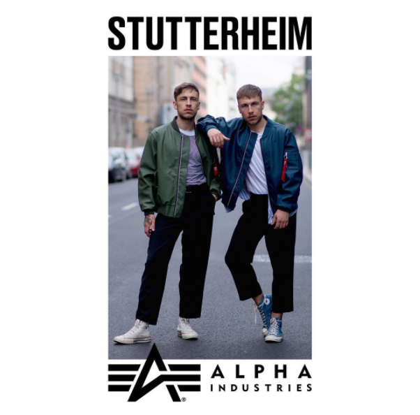 Stutterheim X Alpha Industries