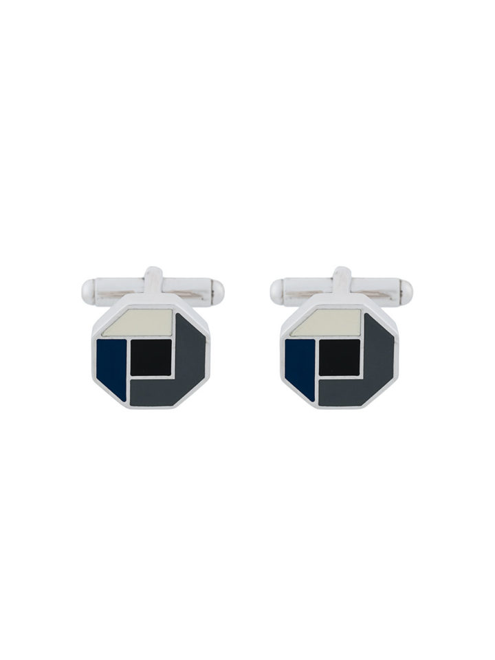 FARFETCH: Gift guide for men Prada cufflinks
