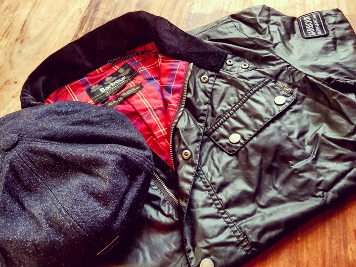 The Chapar Trunk Barbour Jacket
