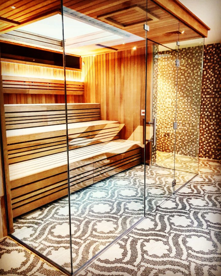 off the cuff ldn 3 st james's square sauna