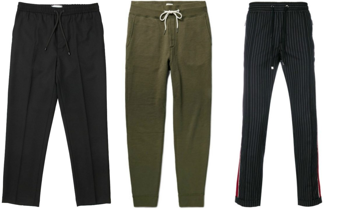 seasonal essentials smart joggers