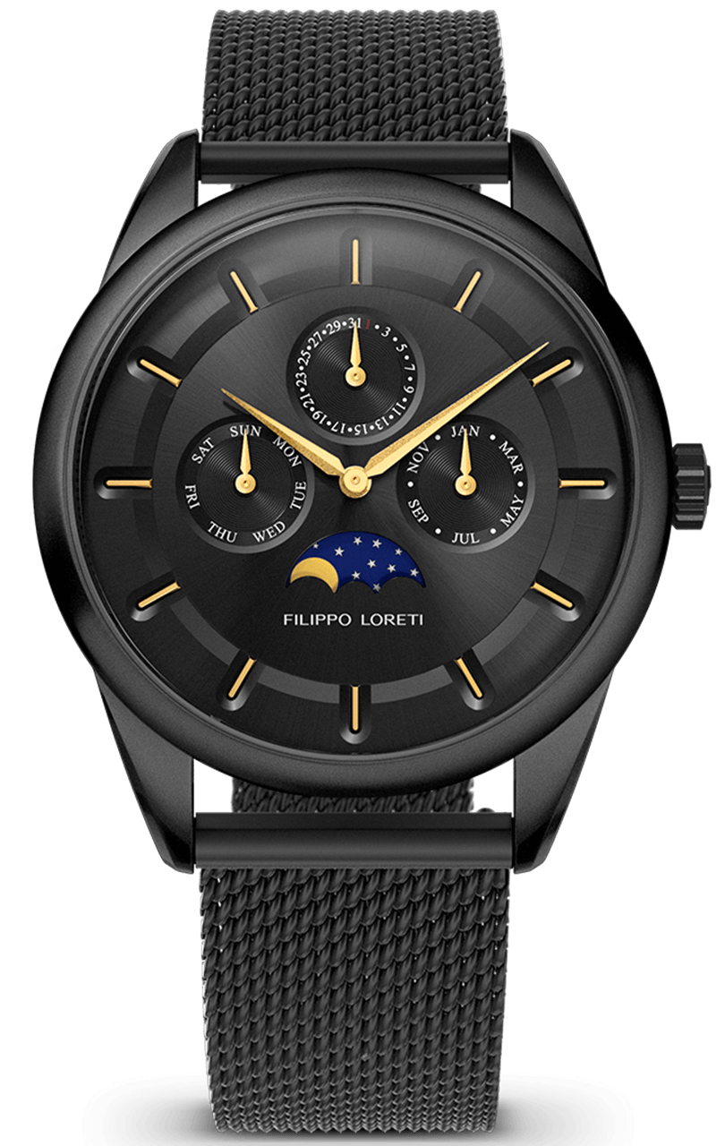 On-hand Filippo Loreti review watch review
