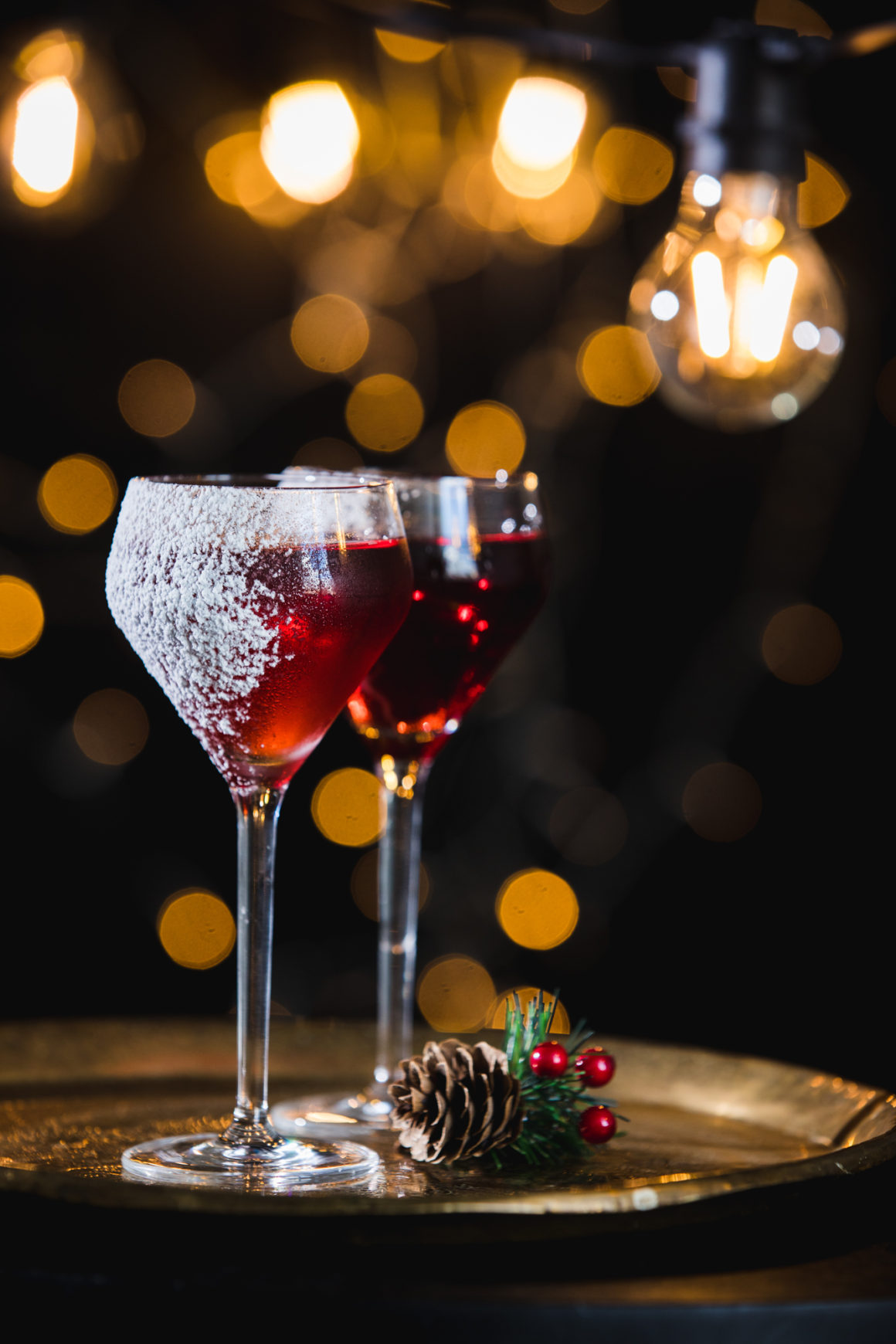 3 of the best Christmas cocktails to sip this holiday season - Santa Teresa Right Hand