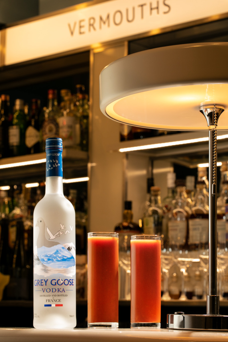 London's ultimate Bloody Mary showcases the Proud Mary at Swift with Grey Goose