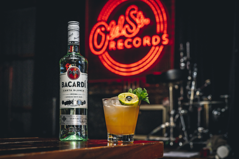 Raise a glass to the end of Dry January with Old Street Records and London Cocktail Club Tropical Tiki with bottle