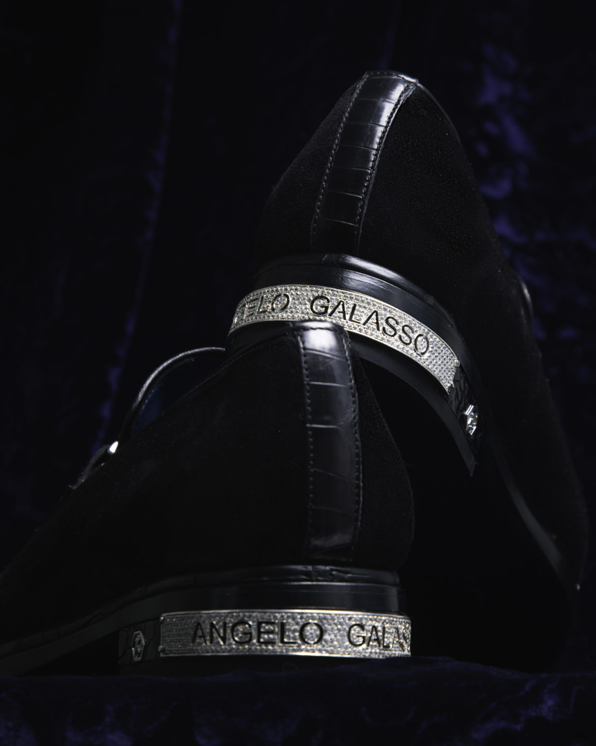 Angelo Galasso slip on loafers