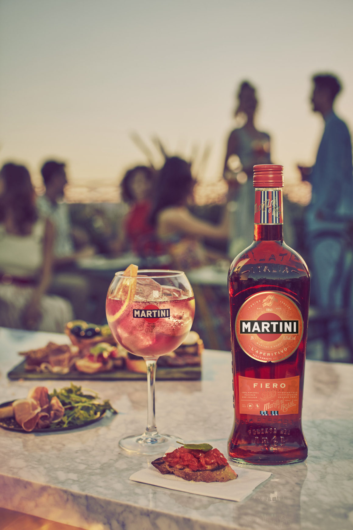 Celebrate World Cocktail Day 2019 by Going Out OR Staying In - MARTINI Fiero