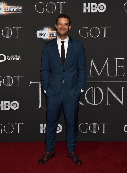 Jacob Anderson Style Game of Thrones