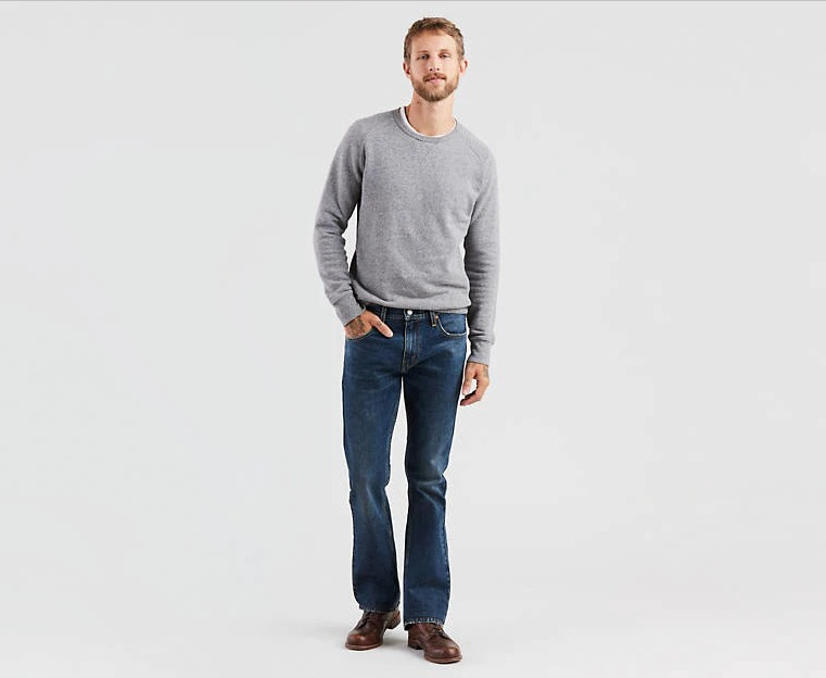 Why every man needs a pair of Levi's® Jeans 527s boot cut