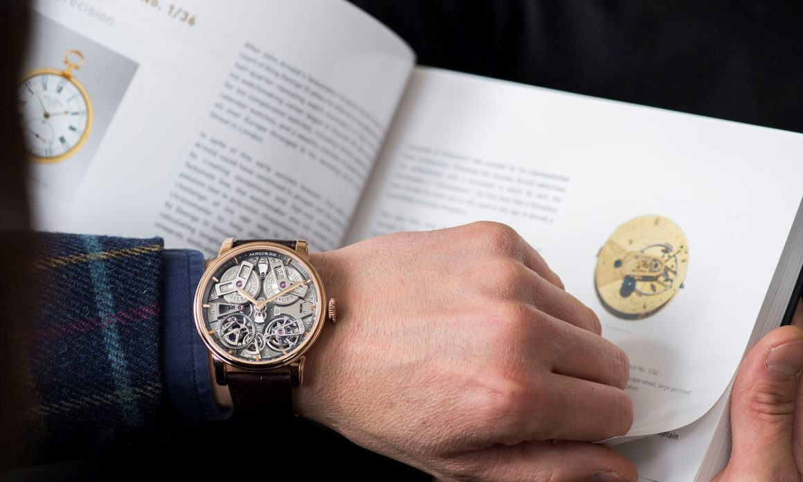 3 of the best British watch brands chronometer no 36