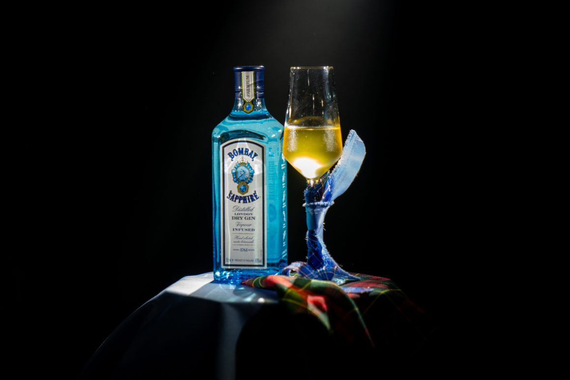 Bombay Sapphire and the artistry of the G&T - An interview with Mr Toby Heap, The Wilderness