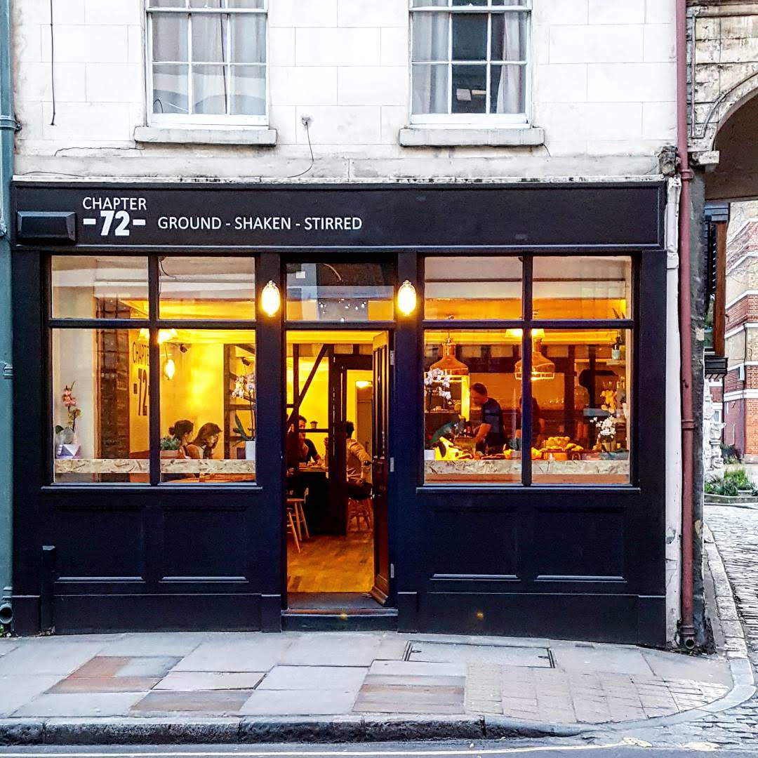 National Coffee Day 5 of the best coffee shops in London that transform into bars - Chapter 72