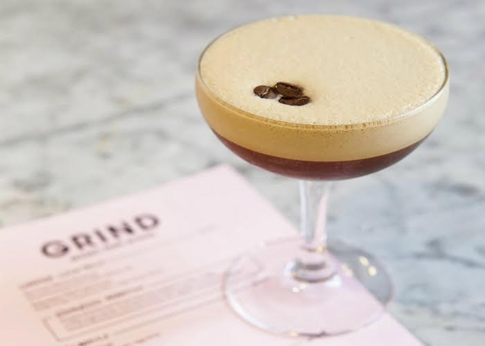 National Coffee Day 5 of the best coffee shops in London that transform into bars - GRIND Cocktail